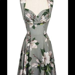 Trashy Diva Steel Magnolia Honey Sun Dress Size 10